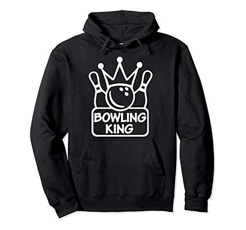 Driver Hoodie Bowling King