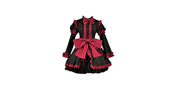Fate-Epilogue Event Assassin the Ripper Jack Lolita Dress Party Cosplay Costume