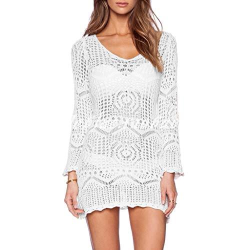 El Verano Ya Ha Llegado Y Estos Nueve Vestidos De Crochet