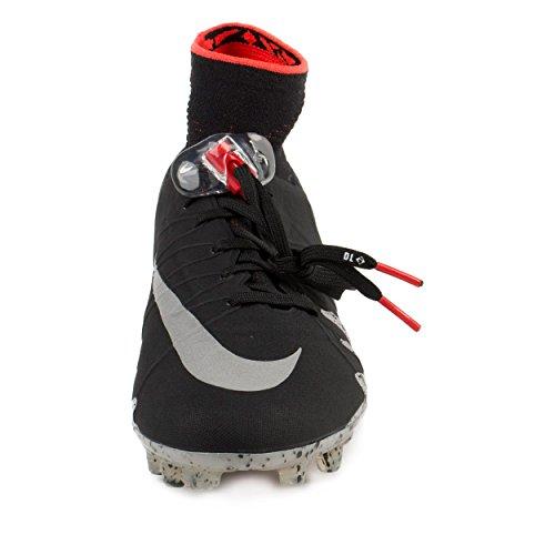 Nike Herren Hypervenom Phantom Ii Njr Fg Fußballschuhe Schwarz