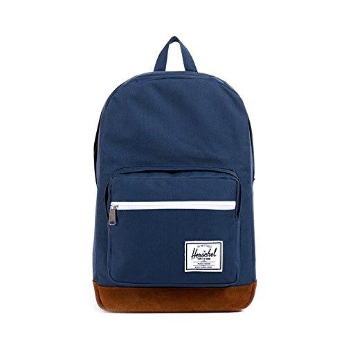 herschel-supply-co-mens-pop-quiz-backpack-navy-tan-suede-blue