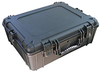 DJI Phantom 2 / 2 Vision Hard Case. Military Spec Carrying Case for Quadcopter & Accessories by Quality Choices