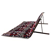 Foldable Ground Chair for Trips - Two Persons - multi patterns