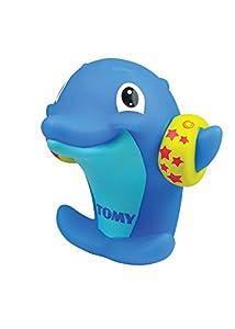 Tomy Infant - Delfines silbantes, color azul (Bizak 30692359) , Modelos/colores Surtidos, 1 Unidad