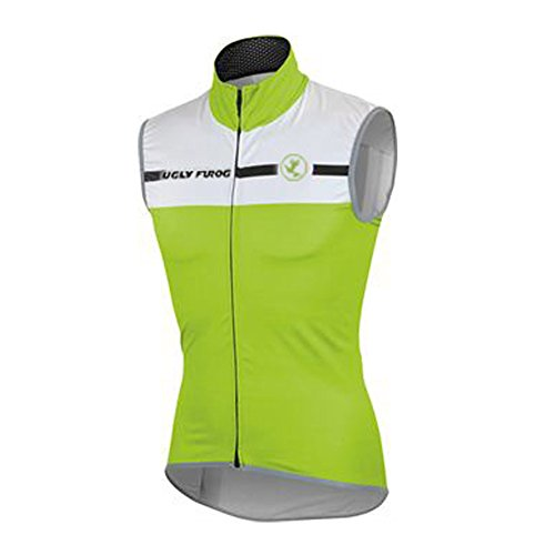Uglyfrog 2016 Neuen Männer Winter thermisches Fahrradweste Ärmelloses Radtrikot Herren Triathlon Vest Radweste Cycling Gilet