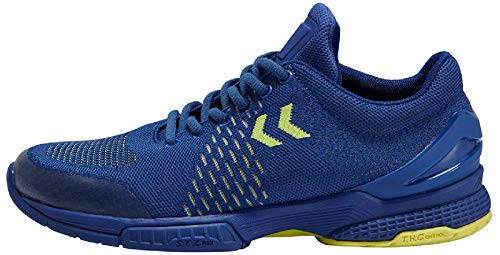 hummel Aerocharge Engineered Stz, Scarpe da Pallamano Uomo, Blu (True Blue 7045), 41 EU
