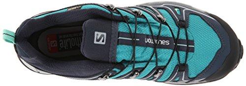 Salomon X Ultra 2 Gtx, Chaussures de randonnée à tige basse femme green