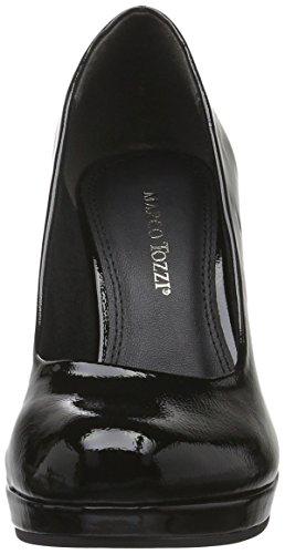 Marco Tozzi 22410, Escarpins femme Noir (BLACK 001)