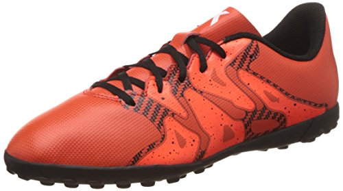 adidas X15.4 TF, Chaussures de football garçon Orange