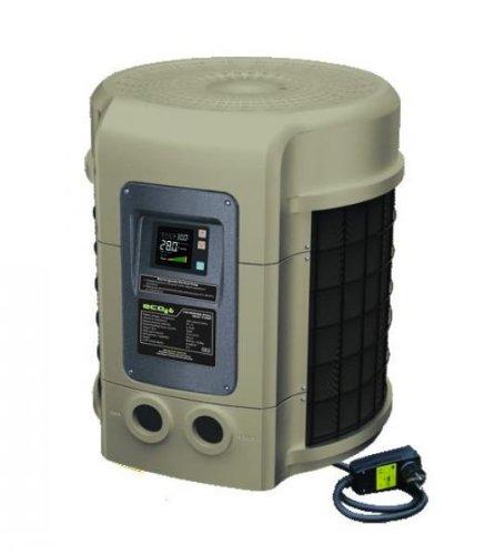 AquaForte Duratech Eco+ 4 Luft-Wärmepumpe für Schwimmbad, bis zu 3,9kW Leistung bei 800W Stromverbrauch