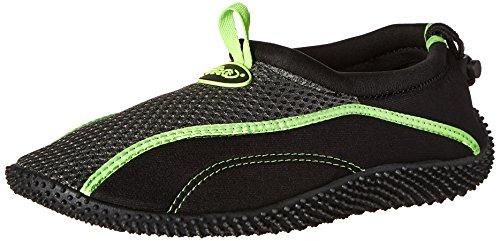 Tecs Men s Aquasock Water Shoe Volt/Black 9 D(M) US