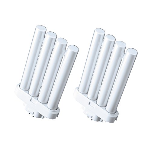 Preisvergleich Produktbild Daylight 03369 Leuchtmittel für Daylight-Tageslichtlampen | 24 W | 2er Set