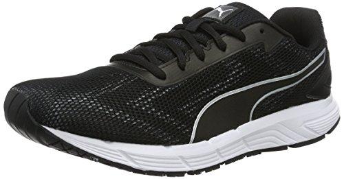Puma Engine, Zapatillas de Running para Hombre, Negro (Puma Black-Puma