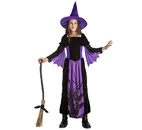 Kostüm Hexe des Waldes Größe -