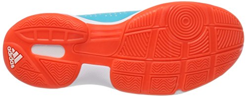 adidas Herren Essence Handballschuhe Blau (Energy Blue/Footwear White/Energy)