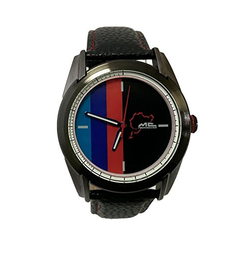 Uhr mcperformance Nürburgring Motorsport Limited Car Edition BMW Colors M