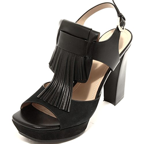 96498 sandalo TOD'S scarpa donna shoes women nero Nero