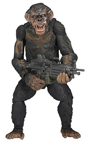f The Apes 29035Bluetooth Serie 2Koba mit Maschinengewehr Figur ()