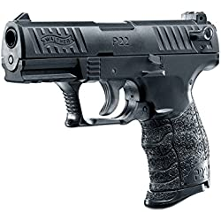 Walther Pistolet Spring Airsoft Gun P22Q Métal (0,5 Joule)