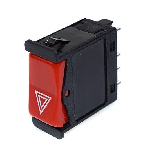 avertissement d'urgence Hazard Interrupteur NEUF 0008209010 pour 350sd 190E 420sel 1984-1991
