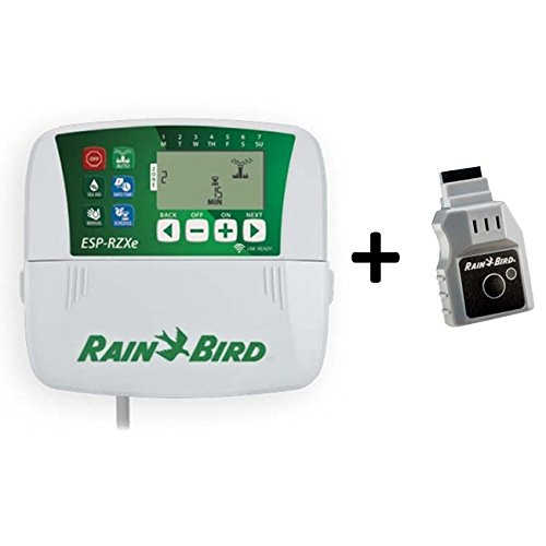 Professionelle Programmierer esp-rzx6Innenraum + Lnk WLAN-Modul Rain Bird Pack (Die Einzelne Zone, Lcd)
