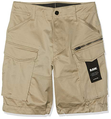 G-STAR RAW Herren Rovic Zip Relaxed Short -