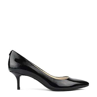 Michael Kors Women's Court Shoes black black black Size: 4