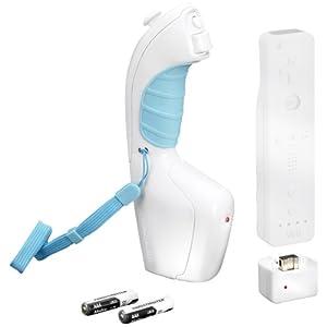 Thrustmaster Wii Zubehr T-Nunchuk Wireless Adapter NW