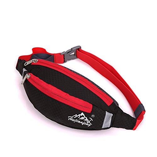 Pocket Damen Mini-Bewegung/ outdoor-Freizeit-Taschen/Ausgeführten Handy-Pakete/Ultralight Ausrüstung Taschen für einen Marathon N