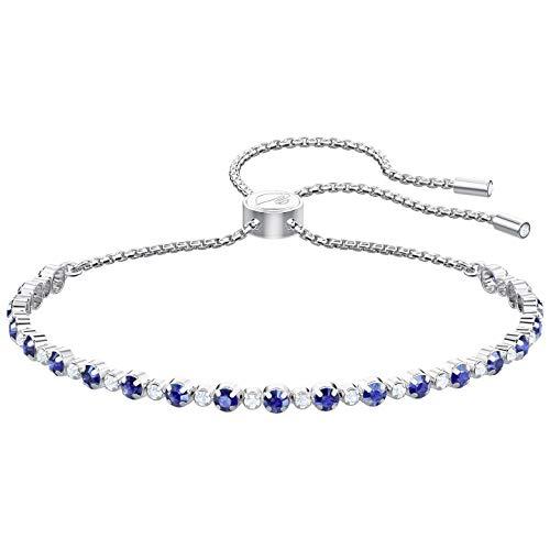 Swarovski Damen-Armreifen Edelstahl Kristall 5465383