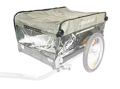 Regenverdeck PVC für Lastenanhänger für Croozer Cargo