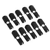 Baoblaze 10x Zipper Pulls Reißverschluss Ersatzteil