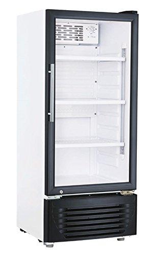 Kühlschrank 170 Liter Flaschenkühlschrank Getänkekühlschrank Gewerbekühlschrank Gastrokühlschrank 595 x 595 x 850 mm