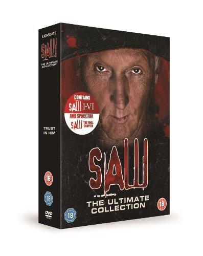 Saw 1-6 Box Set [DVD] by Karen Cliche (Saw Box Set)