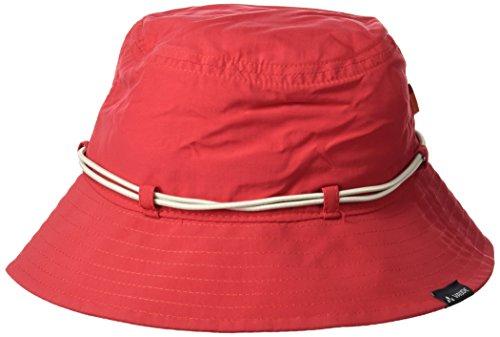 Vaude Damen Teek Hat Hut, Indian red, 53