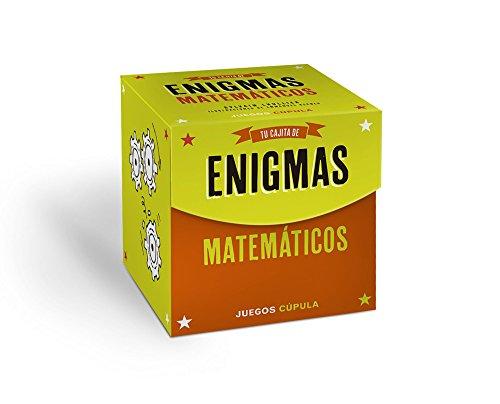 Tu cajita de enigmas matemáticos (Juegos Cúpula) por Sylvain Lhullier