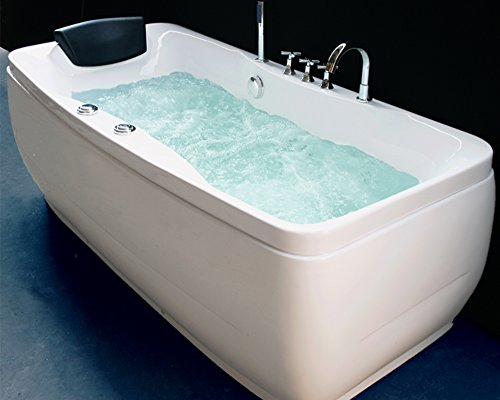"OimexGmbH Design Whirlpool ""Gloria"" exklusiv 172 x 62 x 80 cm"