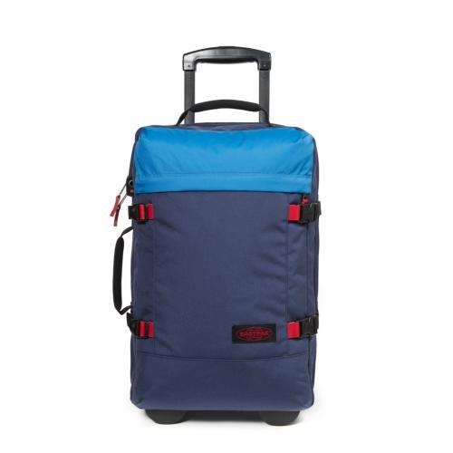Eastpak Tranverz S Valise - 51 cm - 42 L - Combo Blue (Multicolore)