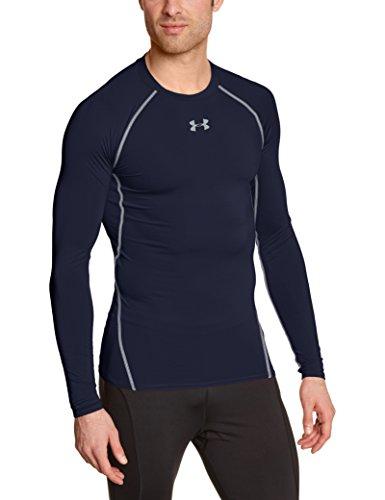 Under Armour Herren Unterhemd HeatGear Armour marineblau