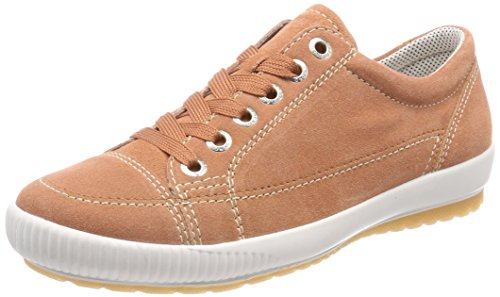 Legero Tanaro, Damen Low-Top Sneaker, Orange (Apricot), 39 EU (6 UK)