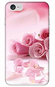 iessential rose Designer Printed Back Case Cover for Apple iPhone 7