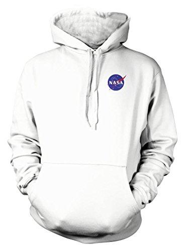 nasa-space-exploration-colore-badge-felpa-con-cappuccio-sports-grey-m