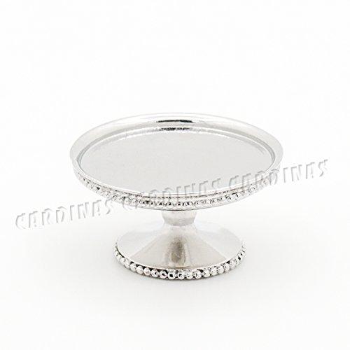 Vintage Küche Geschirr (Odoria 1/12 Miniatur Geschirr Vintage Silber Obstschale Für Puppenhaus Küchen)