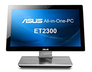 ASUS ET2300IUTI-B028K 23.5 inch All-in-One Desktop PC (Intel Core i5-3330 3.0GHz Processor, 6GB DDR3 RAM, 1TB HDD, TV Tuner, Touch-Screen, HDMI, USB 2.0, Webcam, Intel HD 2500 Graphics, Windows 8)