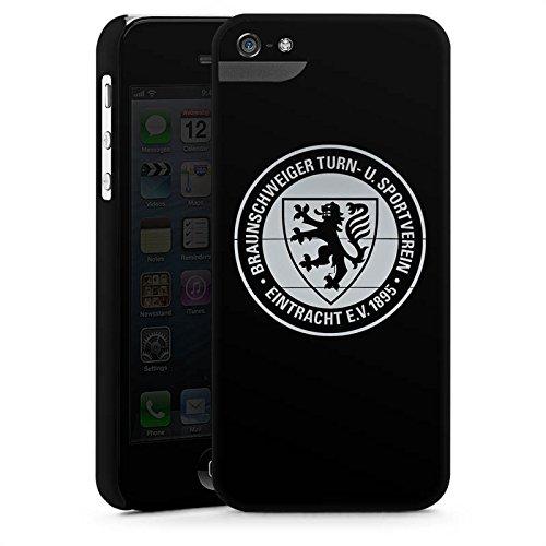 Apple iPhone 7 Hülle Case Handyhülle Eintracht Braunschweig Fanartikel BTSV Fußball Premium Case StandUp