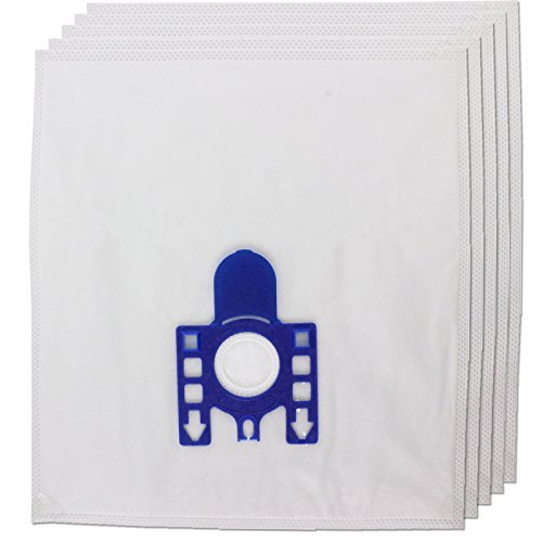 Mikrofaser Staubsaugerbeutel Miele GN &Filter für Staubsauger, 5 Stück