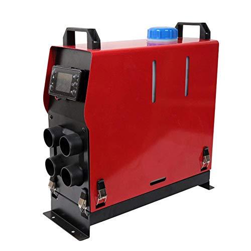Diesel Air Heater,Enjoyall 12V/5000 W Diesel Riscaldatore, 12V Diesel Aria Riscaldatore con LCD e silenziatore per Auto Camion Yachts Barche Camper