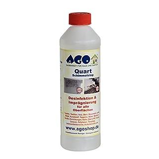 AGO ® Quart Schimmelstop 500ml Wirkt bis zu 18 Monate vorbeugend und aktiv gegen Schimmel!