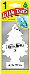 Idea Regalo - Little Trees MTR0061 Profumo per Auto, Arctic White