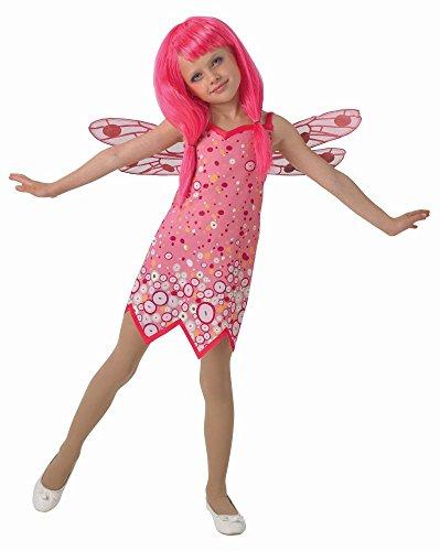 Deluxe Kostüm Elfen Kind - Kinder Kostüm Mia and me Classic Fee Elfe Karneval Fasching L(7-8J.)